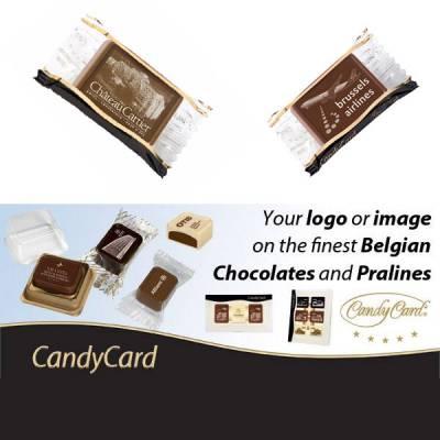 CandyCard Bedrukte Chocolade